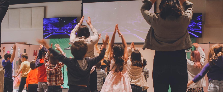 Kids Playgroups hero image