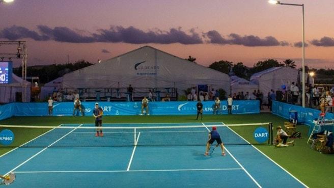 Legends Tennis Cayman Ritz