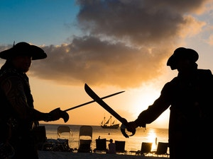 Pirates In the Cayman Islands