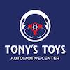 Tonys Toys Square Logo