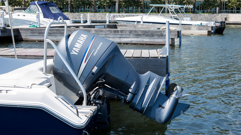 Yamaha speedboat outboard motor