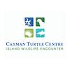 Cayman turtle centre square logo