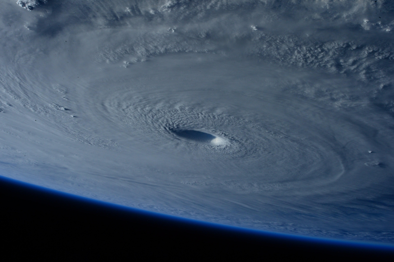 New hurricane image